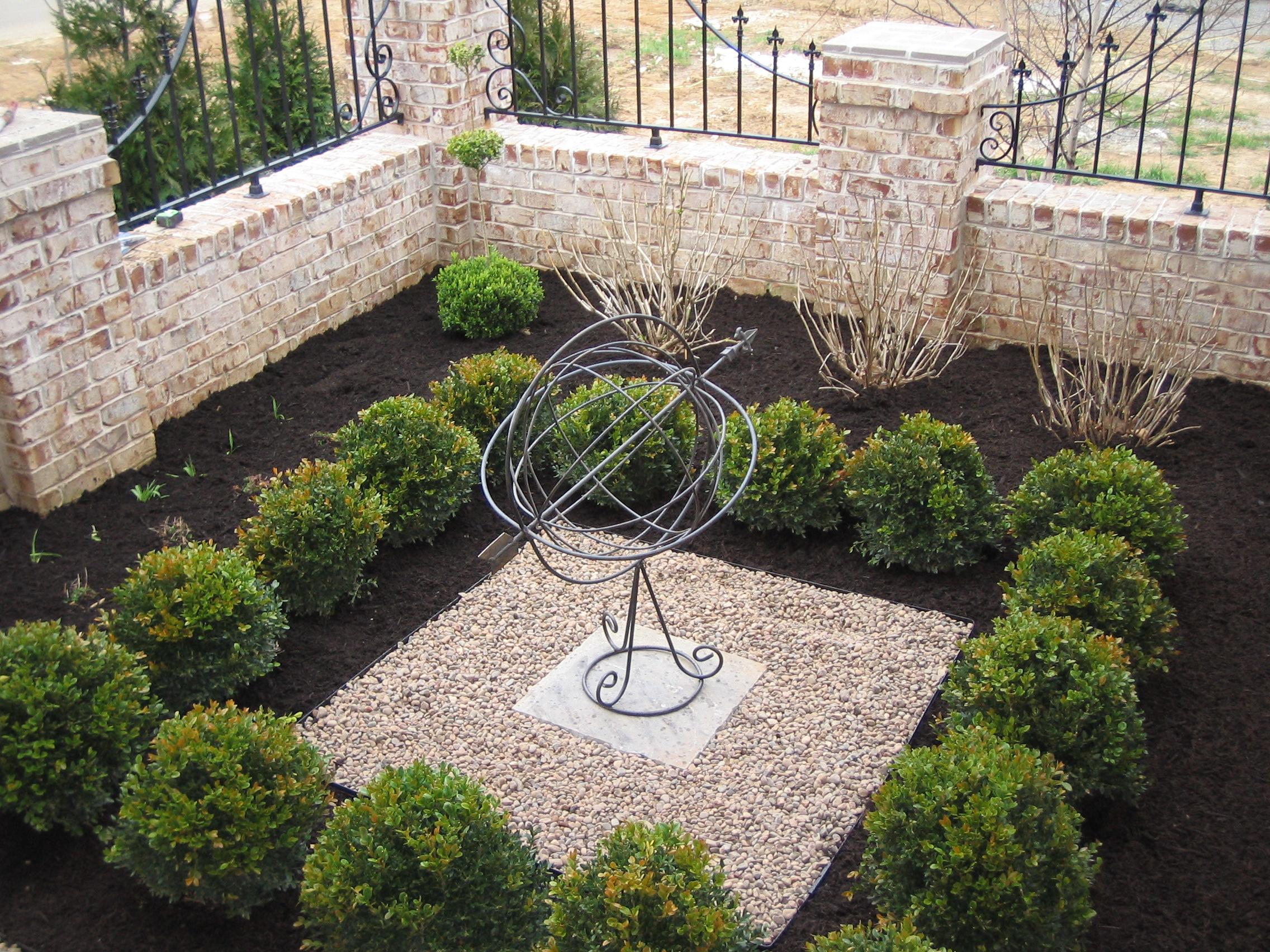 Landscape Garden Accents